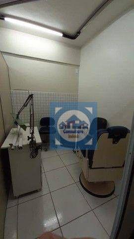 Sala para alugar, 46 m² por R$ 1.600,00/mês - Encruzilhada - Santos/SP - Foto 18
