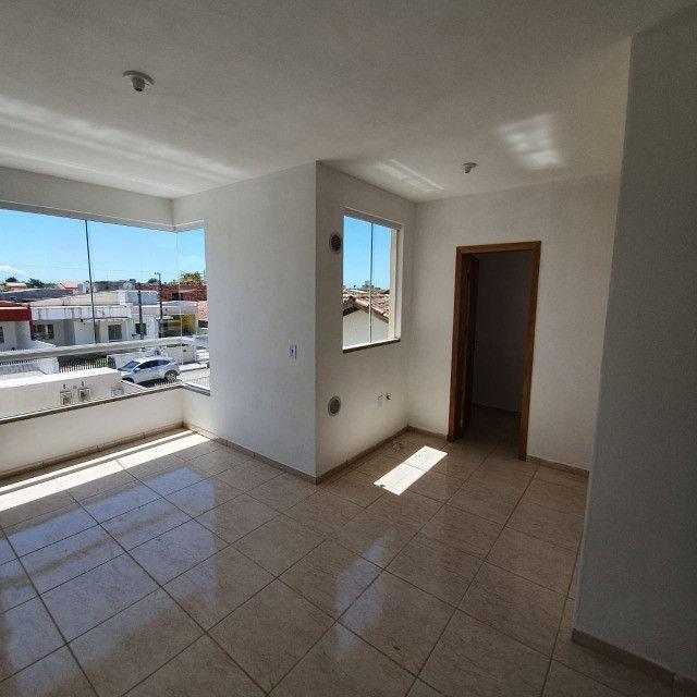 Apartamento novo 2º andar 2 quartos perto da praia em Barra Velha - Foto 13
