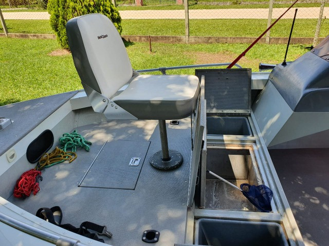 Lancha MG 190 Fishing 90hp Yamaha 2010 - Foto 19