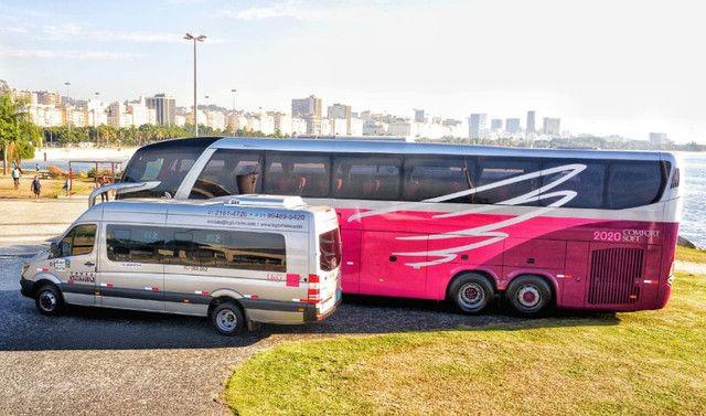Aluguel de van / ônibus - Foto 2