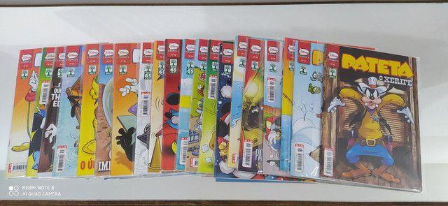 Coleção gibis pateta 3 série 1 ao 86 exceto edição 39- 75 e 82  - Foto 4
