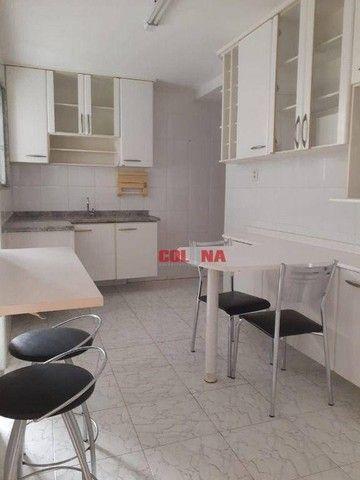 Apartamento com 3 dormitórios à venda, 110 m² por R$ 1.200.000,00 - Icaraí - Niterói/RJ - Foto 11