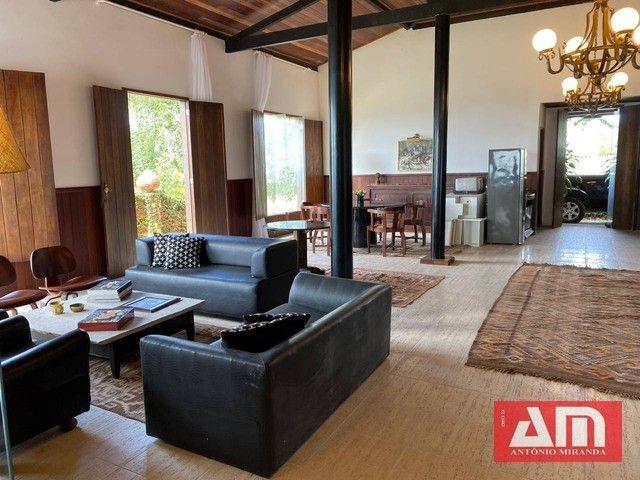 Casa com 5 dormitórios à venda, 390 m² por R$ 1.300.000,00 - Alpes Suiços - Gravatá/PE - Foto 19