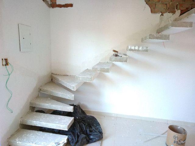 Escadas  de concreto  - Foto 3