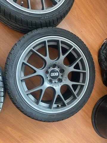 Rodas GT7 modelo BBS 18 - Foto 6