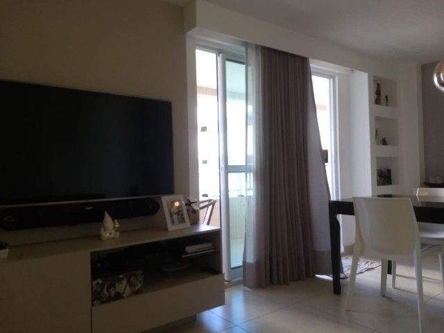 Apartamento na praia do cabo branco  - Foto 5