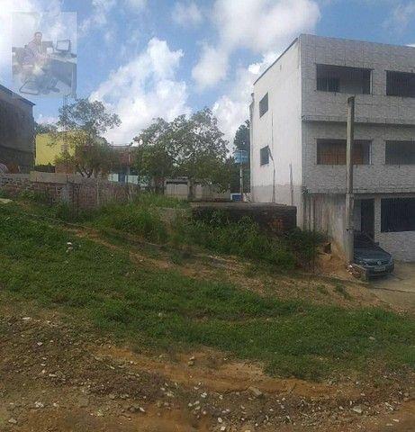 Terreno à venda, 128 m² por R$ 43.900,00 - Passarinho - Recife/PE