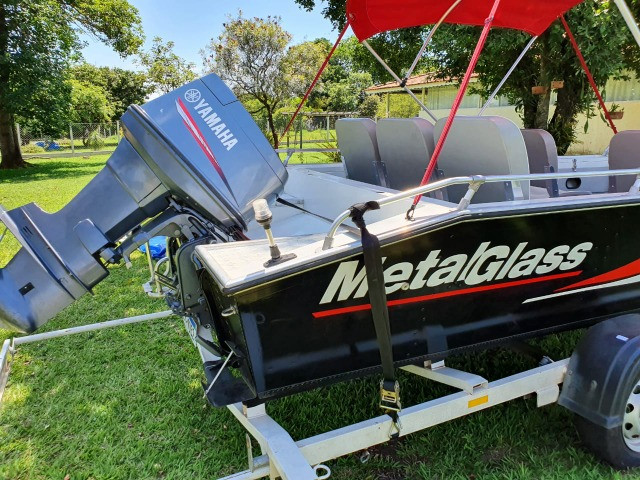 Lancha MG 190 Fishing 90hp Yamaha 2010 - Foto 3