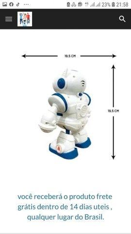 Robo infantil diversao garantida - Foto 3
