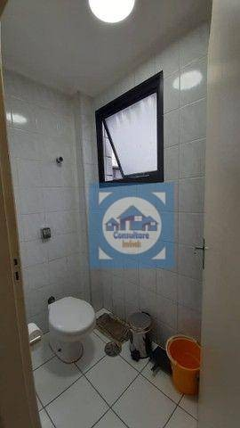 Sala para alugar, 46 m² por R$ 1.600,00/mês - Encruzilhada - Santos/SP - Foto 8