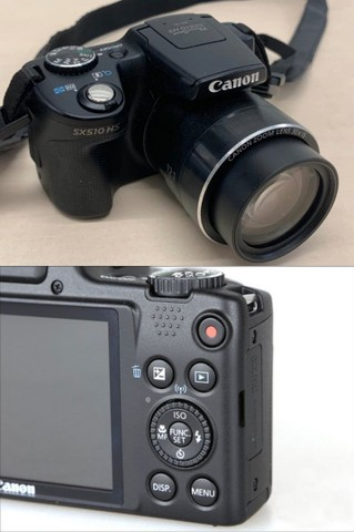 Câmera Canon OBS:aceito troca por smartphone ou PS4 - Foto 4