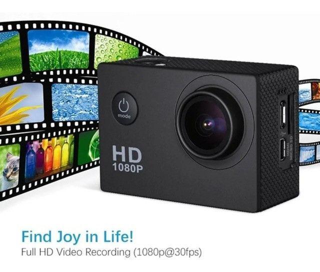 Câmera Prova Dágua Sport 1080p Full Hd + Frete GRÁTIS - BH - Foto 5