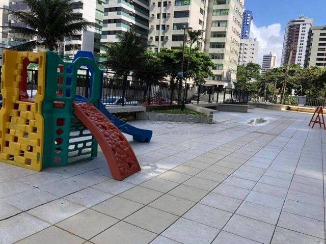 Apartamento para venda com 111 metros quadrados com 3 quartos em Boa Viagem - Recife - PE - Foto 18
