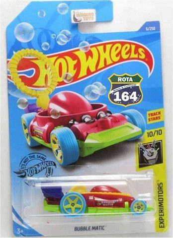 Hot Wheels Bubble Matic