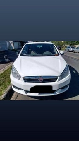 Fiat GRAND SIENA 1.6 entrada de 8.000  - Foto 2
