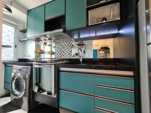 Condomínio Villa Flora Apartamento 02 dorms - Foto 4