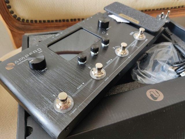 Pedaleira Hotone Ampero MP100 - na caixa! - Foto 4