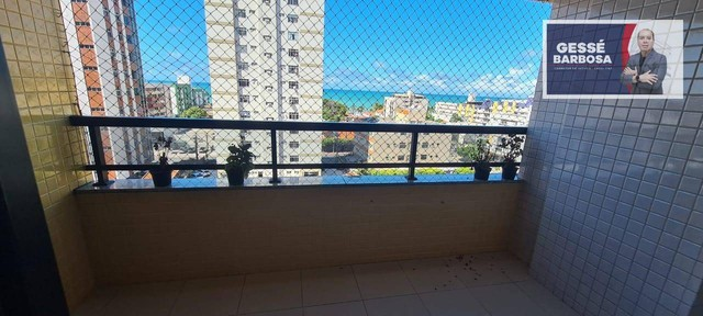 Apartamento em Manaíra João Pessoa a 100 metros do mar. - Foto 6