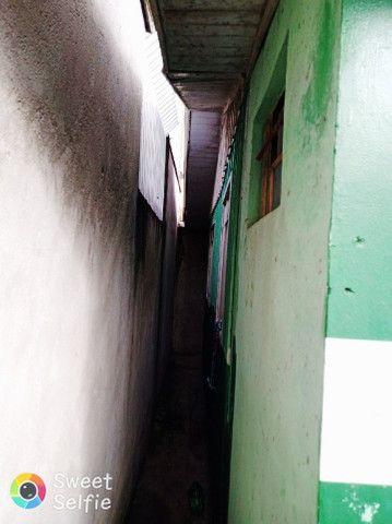 Vendo casa desmembrado como está nas fotos quitada registro de imóvel escriturada - Foto 2
