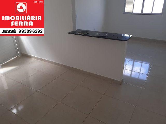 JES 065. Vendo casa nova em Residencial Centro da Serra com 70M²