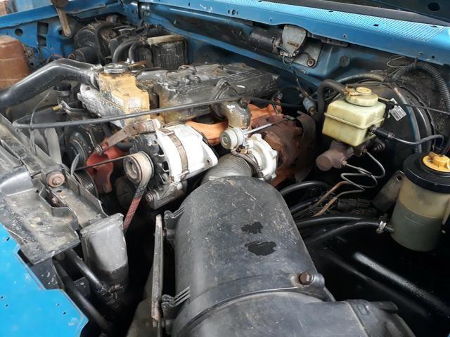 F4000 ano 97 motor MWM