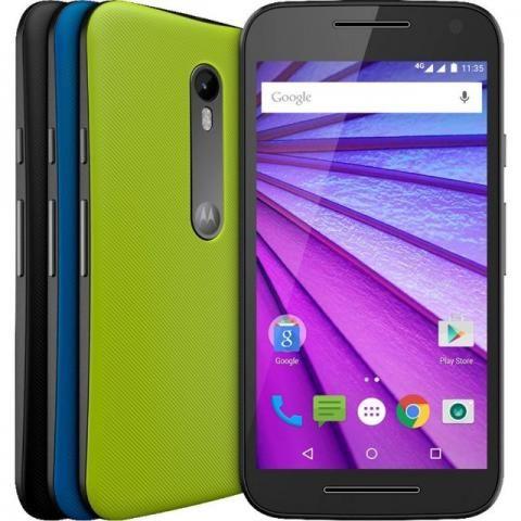 Smartphone Motorola Moto G 3