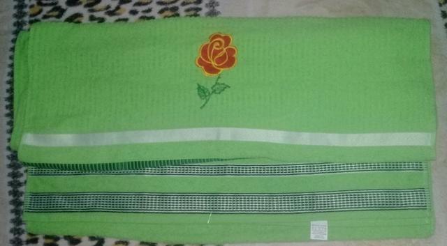 Kit 2 toalhas