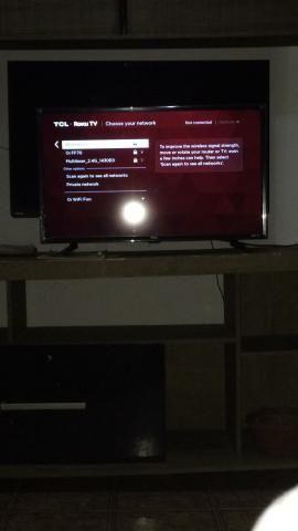 Troco televisão