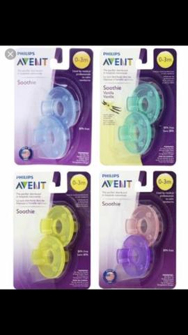 Soothie avent 0-3M