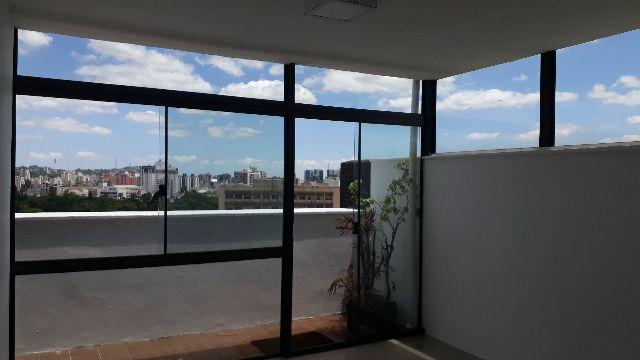 Cobertura Comercial 5 salas, 2 wc Vista Espetacular Osvaldo Aranha