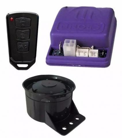 Alarme Automotivo New Gama Universal Com 1 Controle