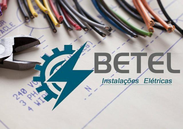 Betel instalações elétricas e segurança . Alarmes, Câmeras, Interfones, cercas elétricas