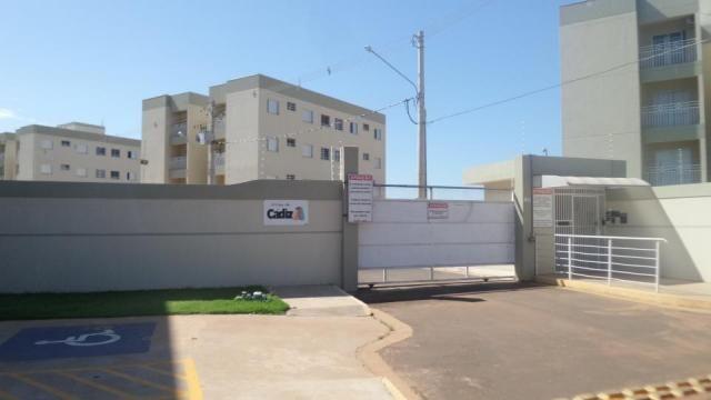 Venda, Apartamento, Tiradentes, Campo Grande, MS