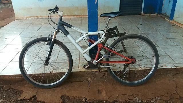 Bicicleta só hoje