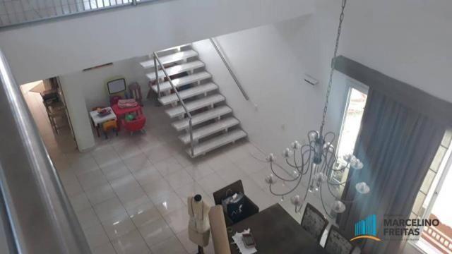 Casa com 4 dormitórios à venda, 523 m² por R$ 2.200.000,00 - Parquelândia - Fortaleza/CE - Foto 17
