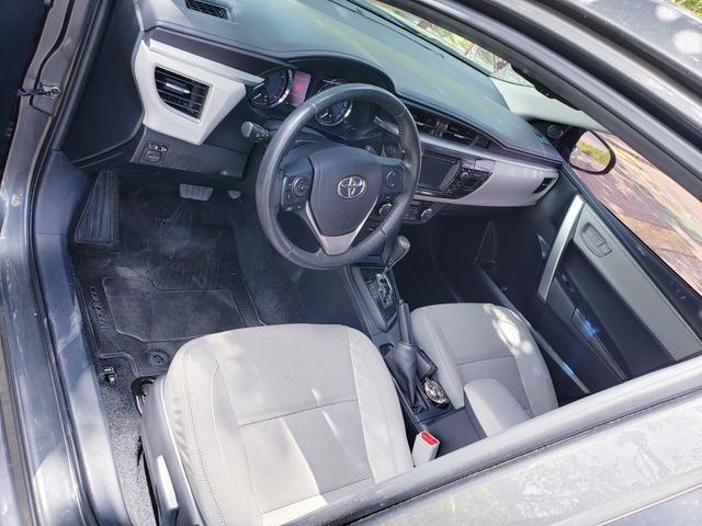Corolla XEI 2016 ( IPVA 2019 PAGO) - Foto 9