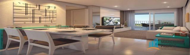 Apartamento residencial à venda, Presidente Kennedy, Fortaleza - AP2141. - Foto 4
