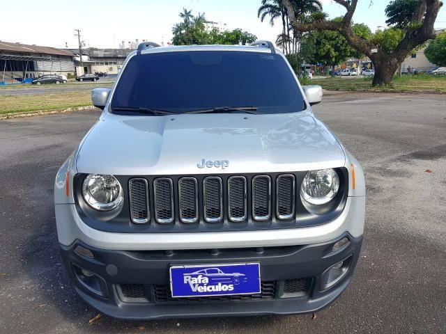 Jeep renegade 1.8 at 2016 r$ 57.900,00. só na rafa veículos, consultor eric