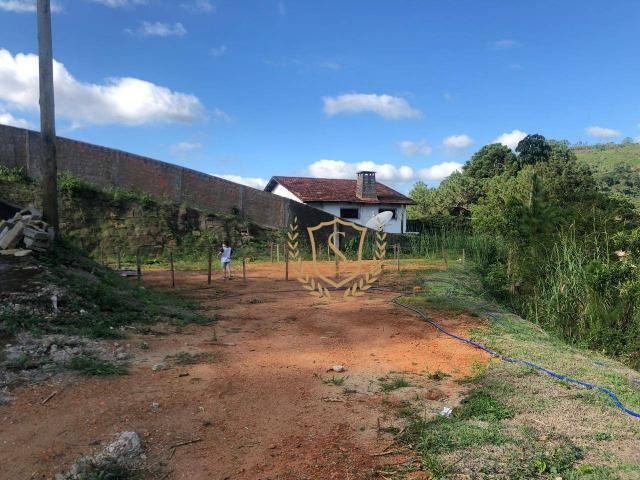 Terreno à venda, 750 m² por r$ 180.000,00 - parque do imbui - teresópolis/rj - Foto 5