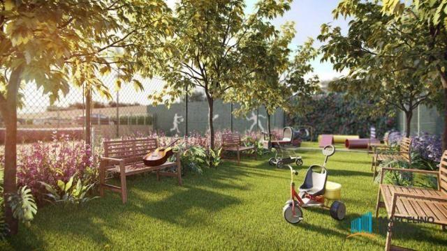 Apartamento residencial à venda, Messejana, Fortaleza. - Foto 15