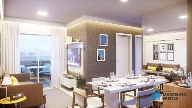 Apartamento residencial à venda, Messejana, Fortaleza. - Foto 11