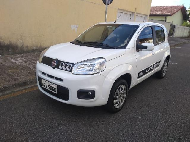 Fiat Uno Evolution 1.4 Fire Flex 8V -oferta-impecável