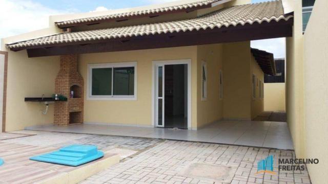 Casa com 3 dormitórios à venda, 90 m² por R$ 230.000 - São Bento - Fortaleza/CE