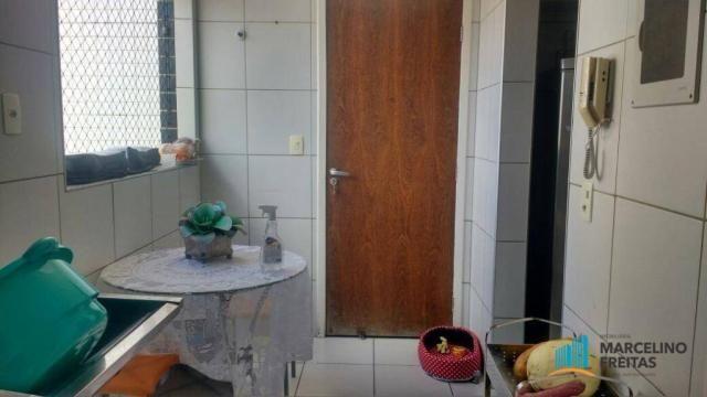 Apartamento residencial à venda, Fátima, Fortaleza - AP3406. - Foto 15