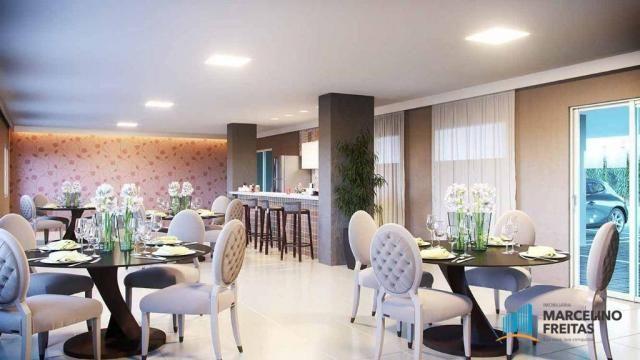 Apartamento residencial à venda, Messejana, Fortaleza. - Foto 18