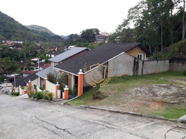 Terreno à venda, 135 m² por r$ 140.000,00 - bom retiro - teresópolis/rj - Foto 3