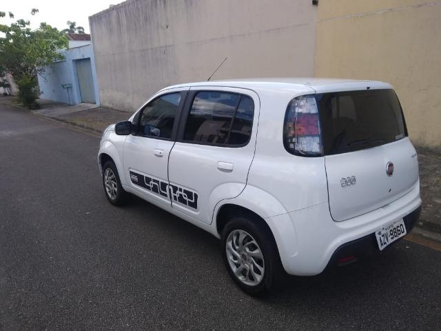 Fiat Uno Evolution 1.4 Fire Flex 8V -oferta-impecável - Foto 5