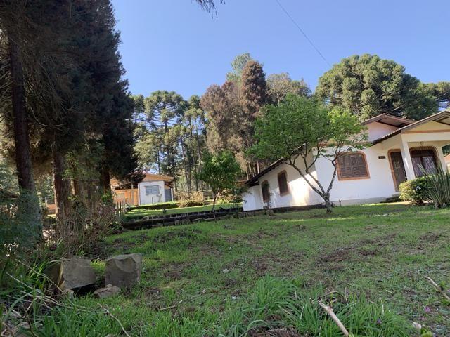 Casa e terreno c/ 800m2 no Centro - Foto 2