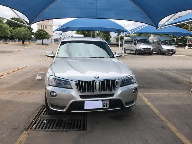 Excelente X3. Segundo Dono.2011/2012 carro foi do Corpo Diplomático - Foto 2
