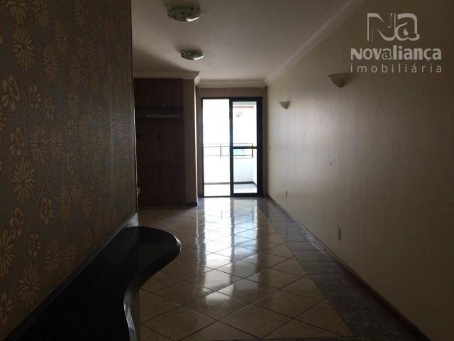 Apartamento com 3 quartos para alugar, 120 m² por R$ 1.300/mês - Praia de Itaparica - Vila - Foto 7
